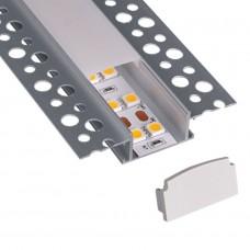 "1"" Trimless LED Aluminum Channel"